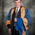 Prof. Boyle, honorary Doctor of Laws