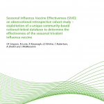 Seasonal Influenza Vaccine Effectiveness