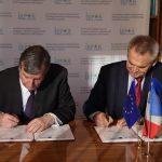 MOU with Ukraine's RE Kavetsky Institute