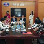 iPRI Delegation in Vietnam